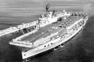 オーディシャス級航空母艦 Audac...
