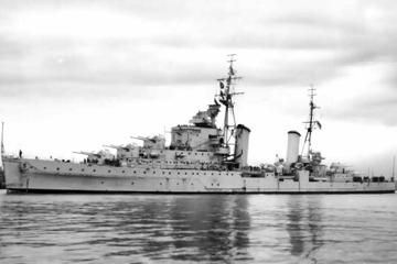 ダイドー級軽巡洋艦 Dido class ...