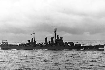 ウイチタ級重巡洋艦 Wichita cla...