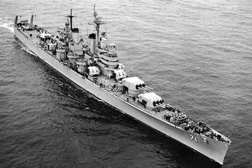 ボルティモア級重巡洋艦 Baltimore class Heavy Cruiser