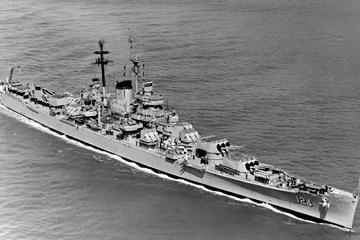 オレゴン・シティ級重巡洋艦 Oregon City class Heavy Cruiser